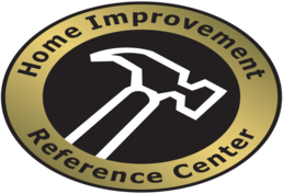 home improvement ref center logo screenshot